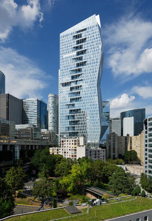 Torre Majunga / Jean-Paul Viguier et Associés, © Takuji Shimmura