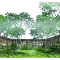 PLATA: Plataforma Arboreal (Costa Rica) / Román Cordero y Izbeth Mendoza. Image Cortesia de Fundación Holcim