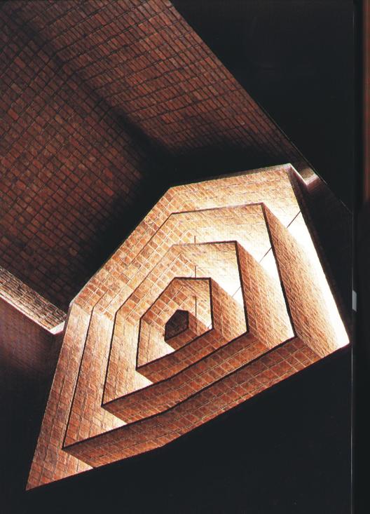 Archivo: La Luz en la Arquitectura Religiosa / Parte 2, © Cortesía de mtop.gub.uy