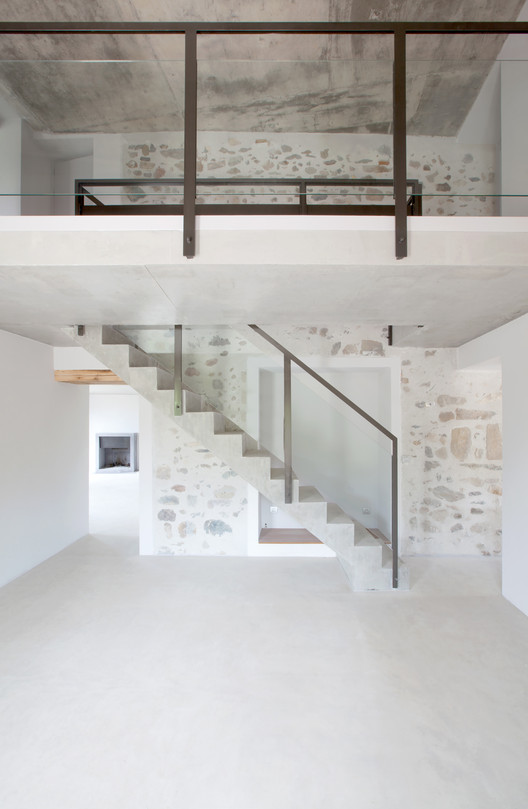 Old House in Douvaine / Frei Rezakhanlou Architects, © Romain Blanchi