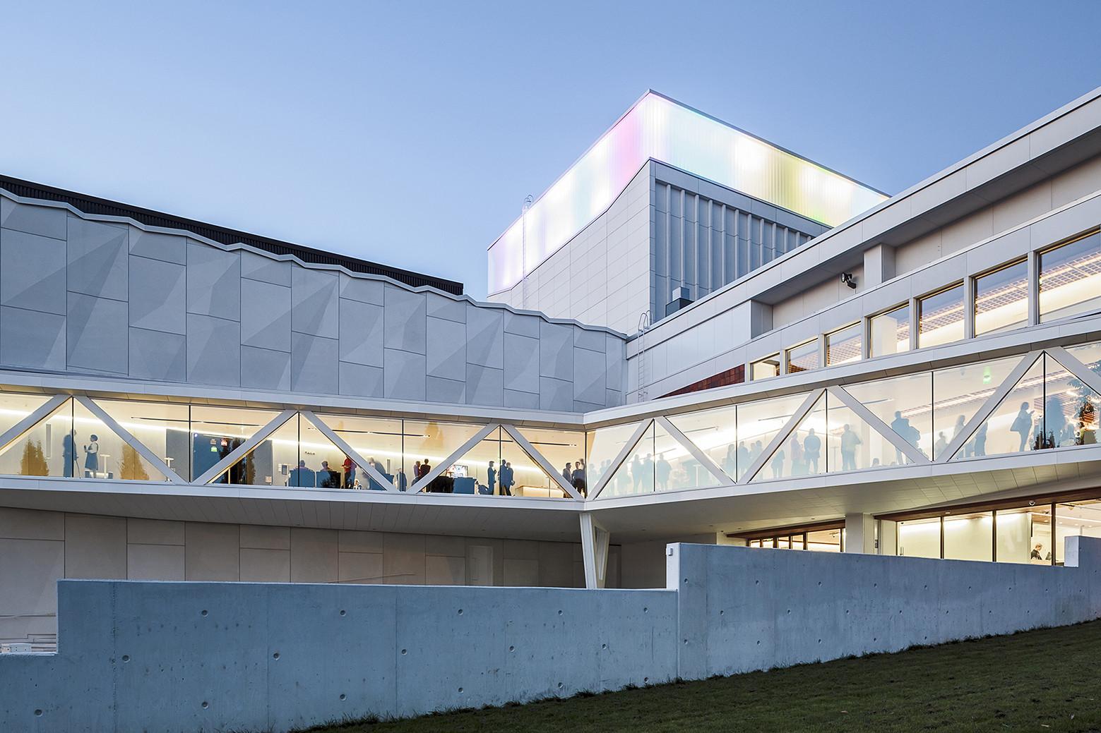 Kuopio City Theatre / ALA Architects, © Tuomas Uusheimo