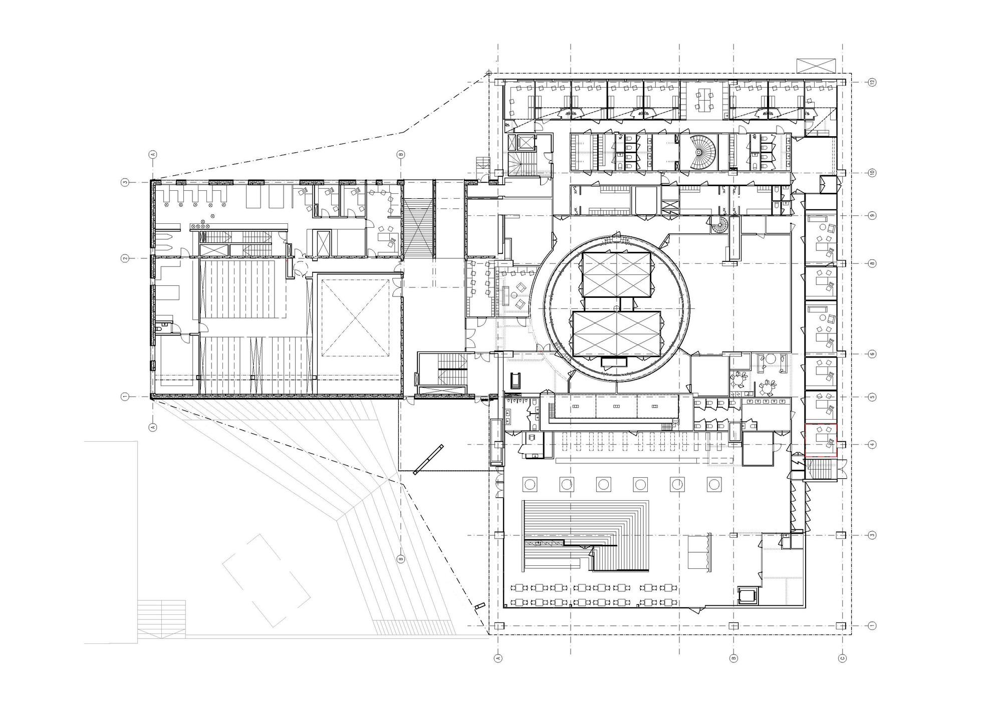Teatro De Kuopio Ala Architects Archdaily Brasil