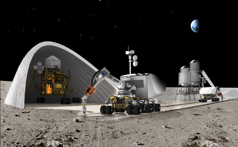 NASA Tech Brief Awards Top Honors to Contour Crafting's ...