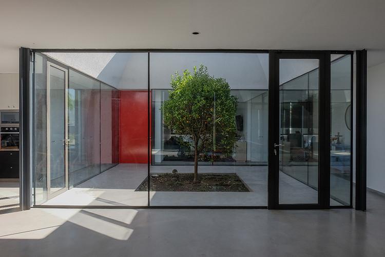 Casa en Chicureo / Cristian Izquierdo Lehmann, © Alberto Browne
