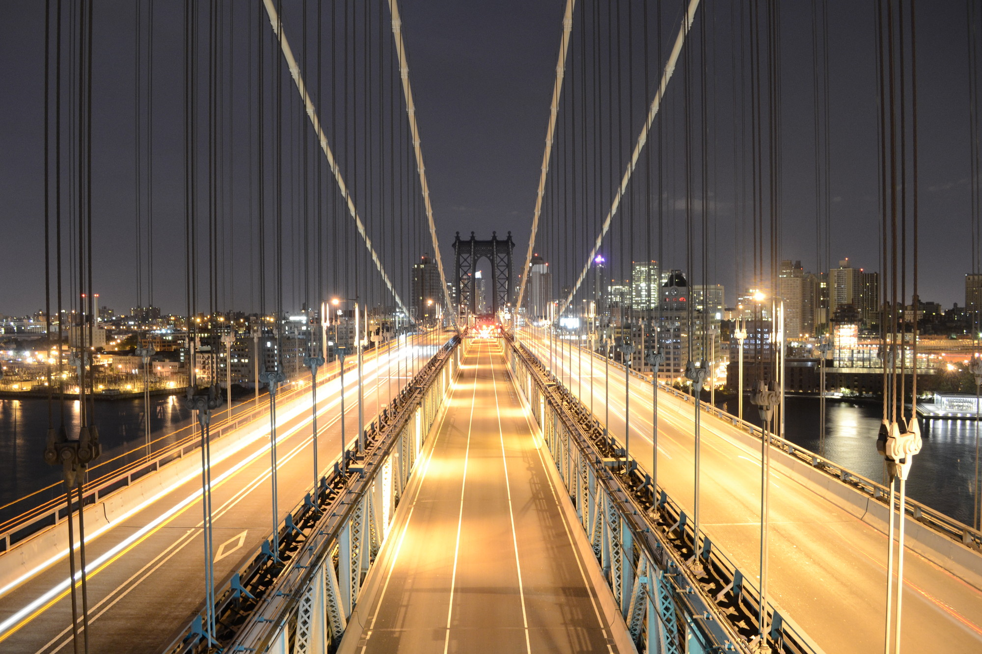 Manhattan Bridge. Image © Demid Lebedev