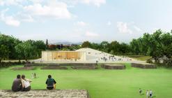 Primer Lugar Concurso Auditorio Cultural Estatal Teopanzolco / Isaac Broid + PRODUCTORA
