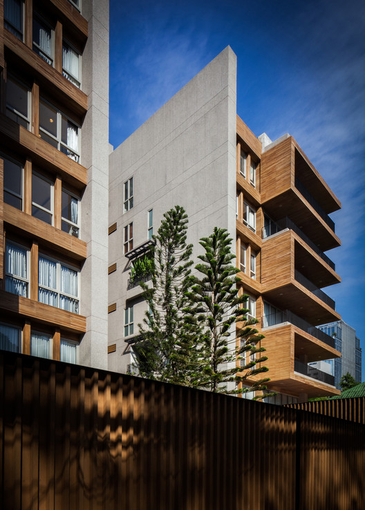 Residencia pino alto  / Vin Varavarn Architects, © Spaceshift Studio