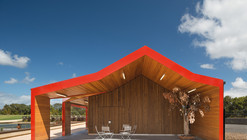 Australian Garden Shelters / BKK Architects