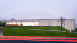 Drozdov&Partners Selected to Design Dalseong Citizen's Gymnasium