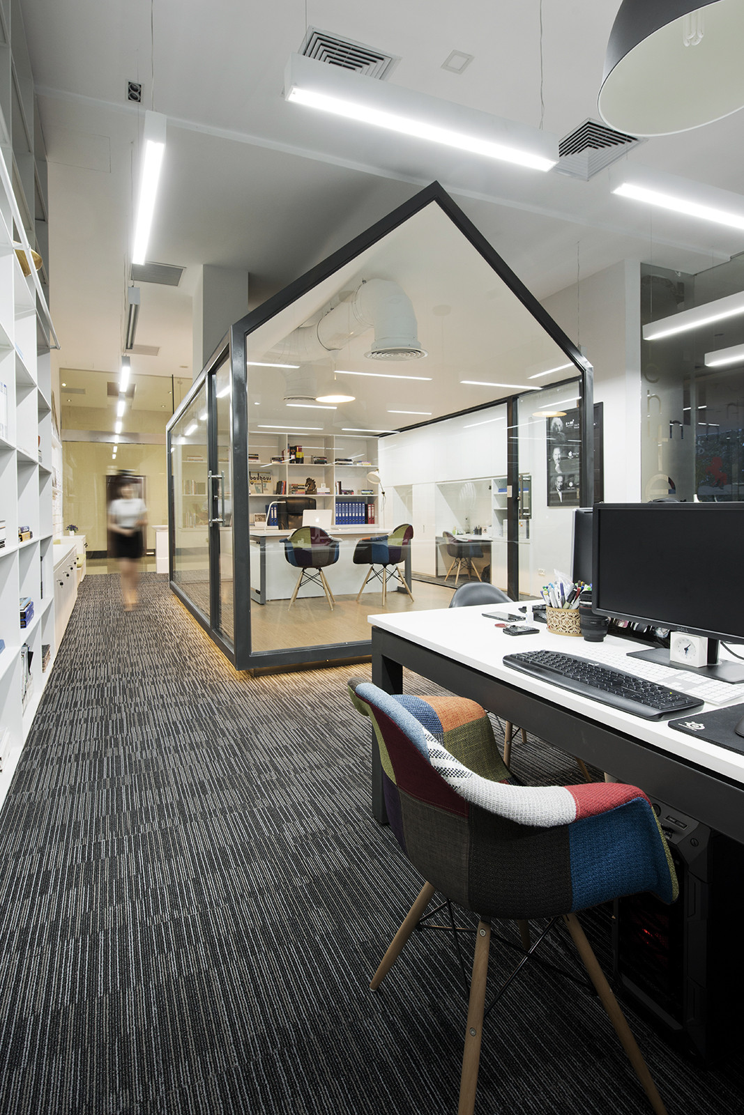 Bauhaus Architects And Associates S Office Bauhaus