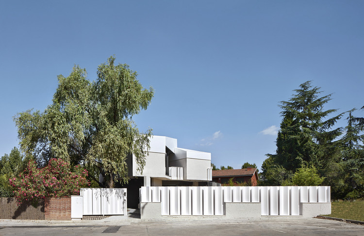 Casa Zinsganshina / Bailorull ADD+, © José Hevia