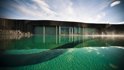 Hofsos Swimming Pool / BASALT Architects
