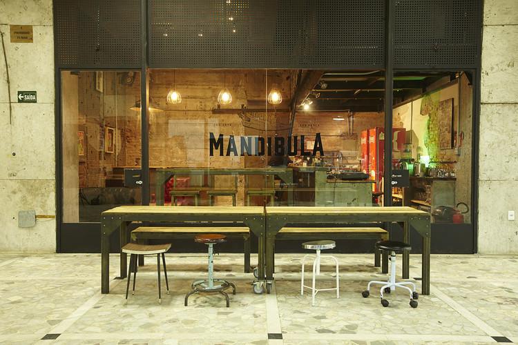 Mandíbula / Sub Estúdio, © Tomás Cytrynowicz
