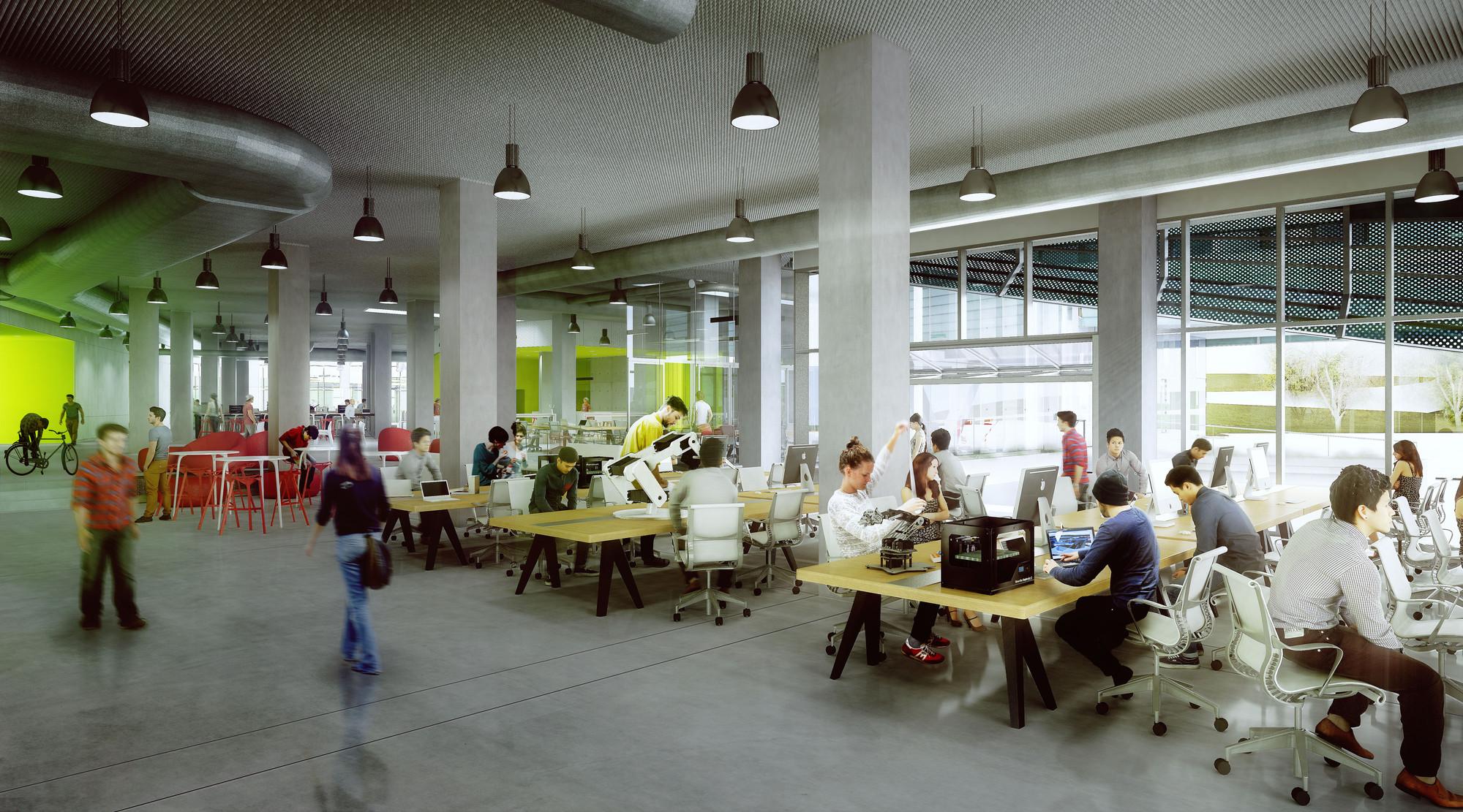 """""""Garage"""". Image Courtesy of Lassonde Entrepreneur Institute"""