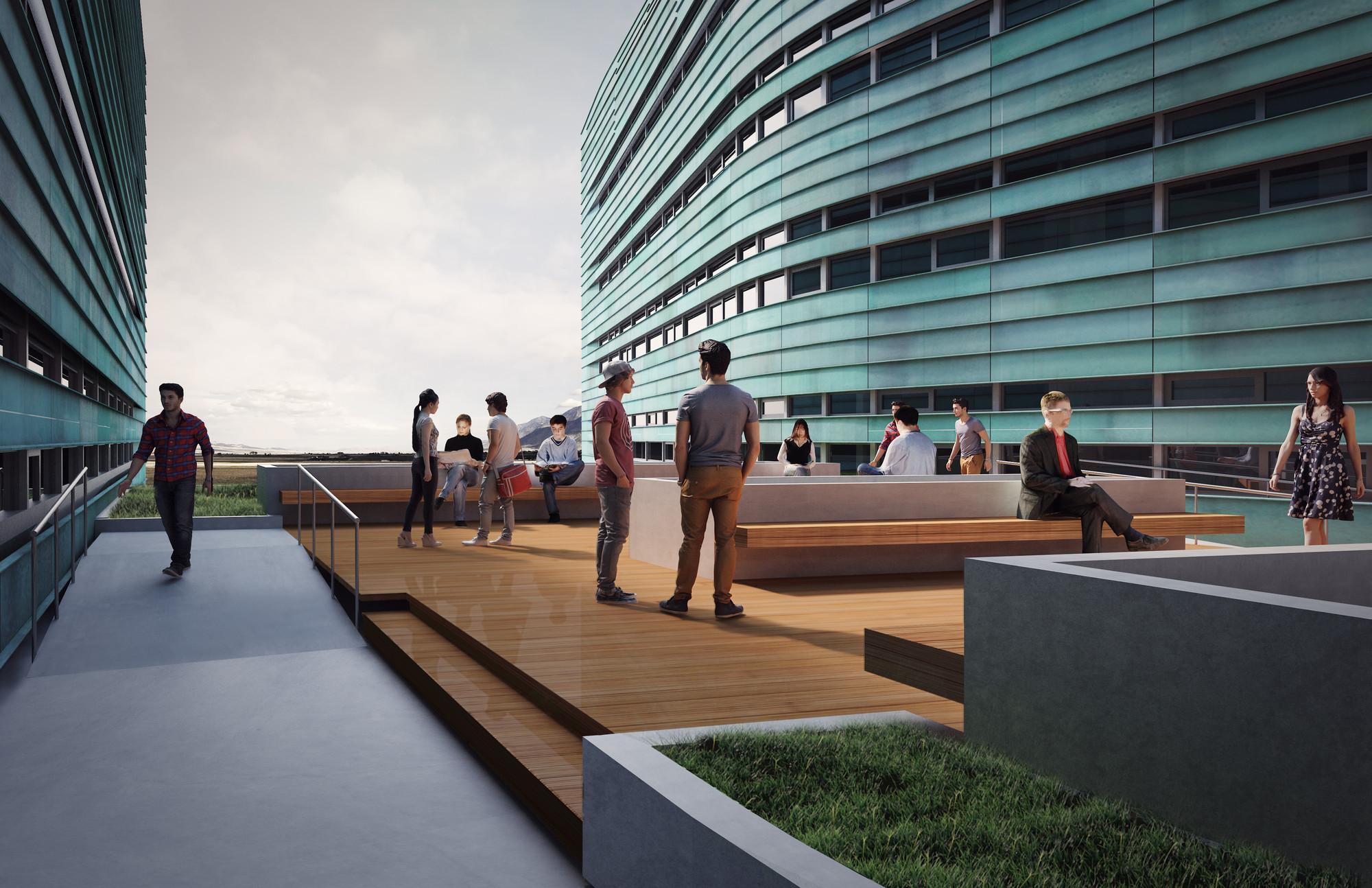 Exterior. Image Courtesy of Lassonde Entrepreneur Institute