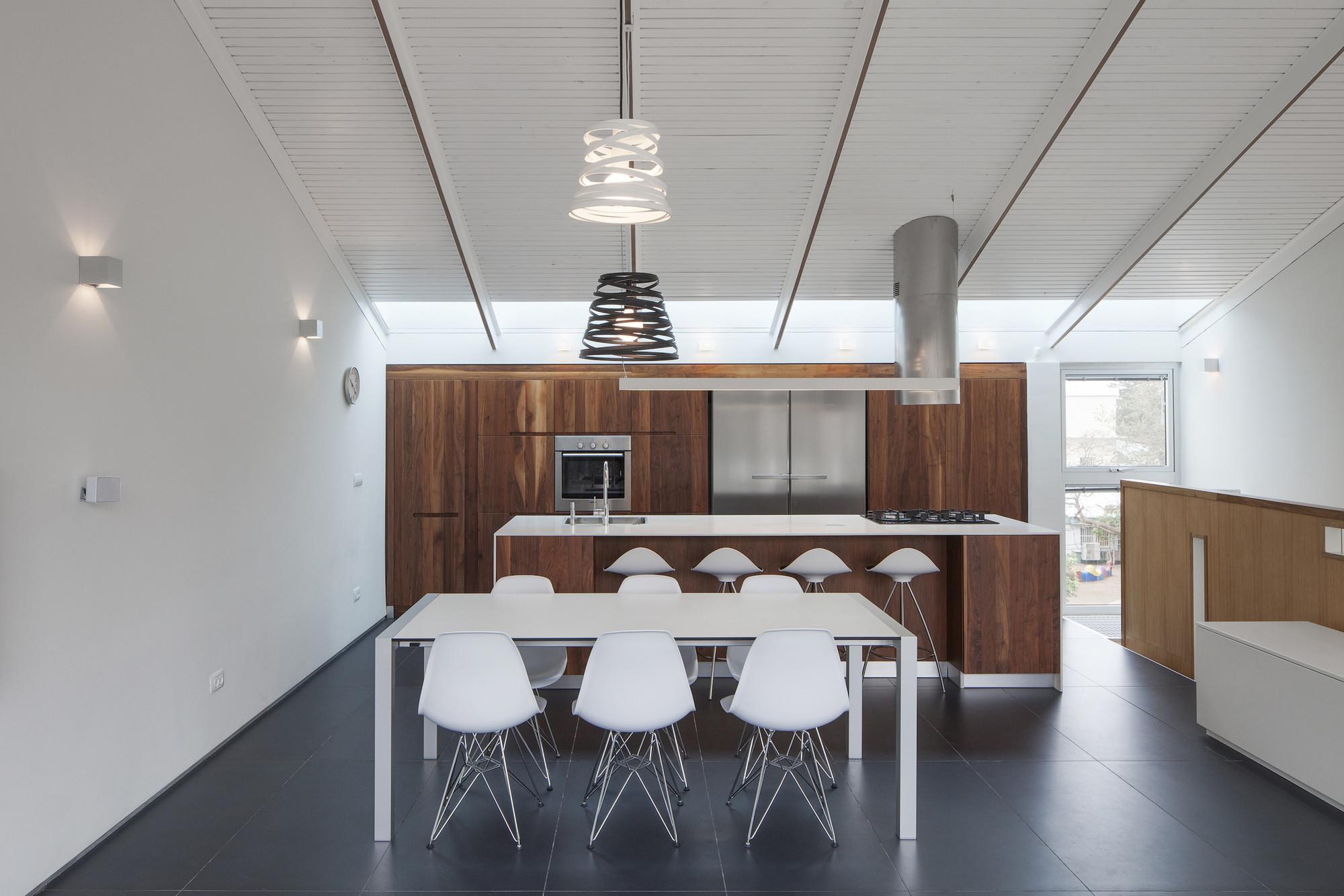 K-house / Arbejazz Architecture Studio, © Aviad Bar Ness