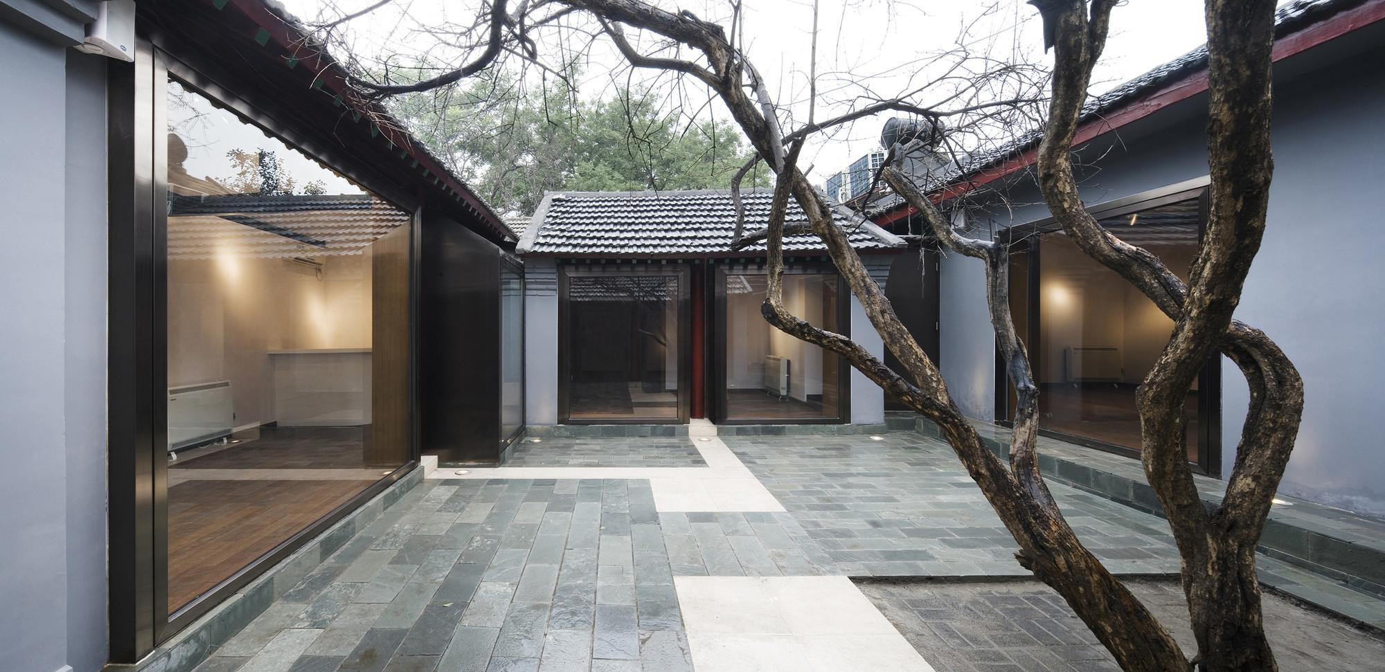 No. 18 Guan Shu Yuan Hutong / Atelier Liu Yuyang Architects, © Jeremy San