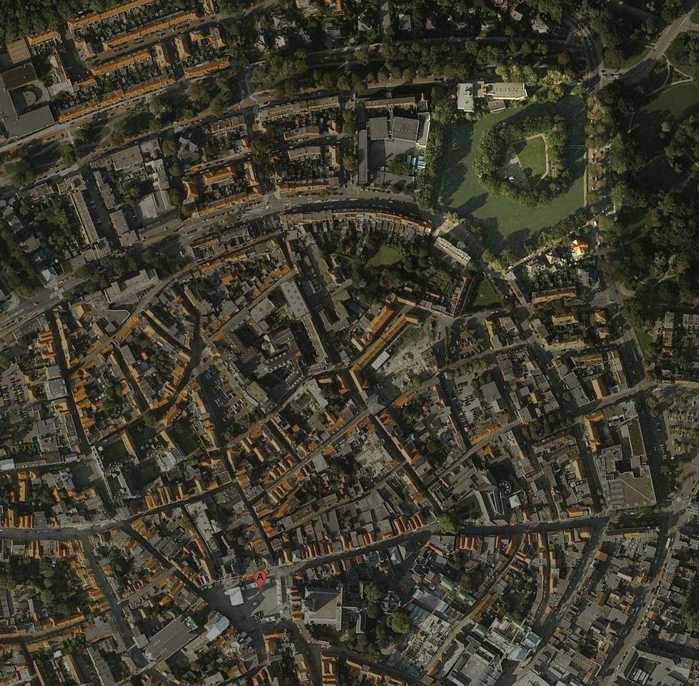 Bergen op Zoom. Image Cortesia de RO&AD Architecten