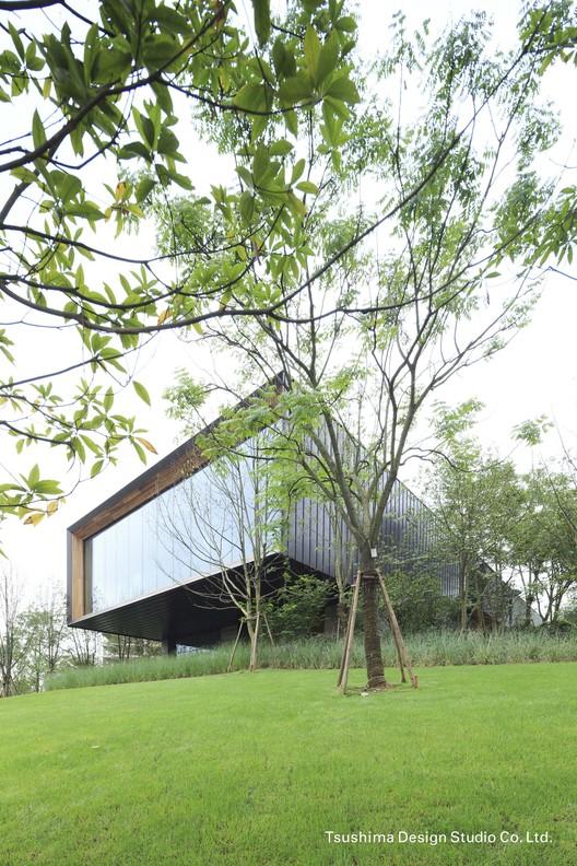 ChangSha Vanke Club House / Tsushima Design Studio, © Masao Nishikawa