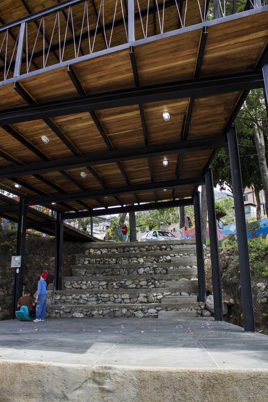 El Chama, La Carabobo / Mérida [Abono + Pico Estudio + Arquitectura Expandida]. Image Courtesy of PICO Estudio