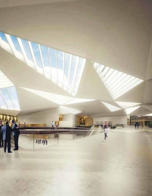 Interior. Image Cortesia de Rubio Arquitectura