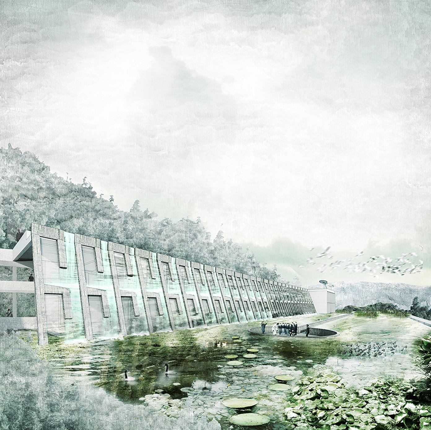 Chile: proponen humedal artificial en plan maestro del Zoológico Nacional de Santiago, Cortesia de Jessica Ponce