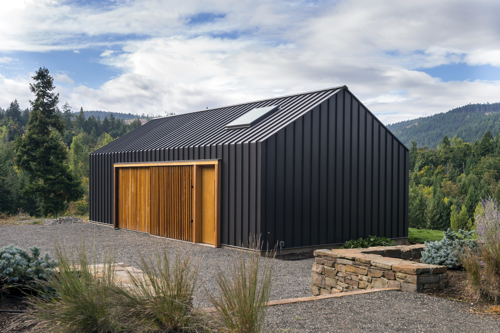 gallery of elk valley tractor shed fieldwork design shed style architecture shed style architecture what the