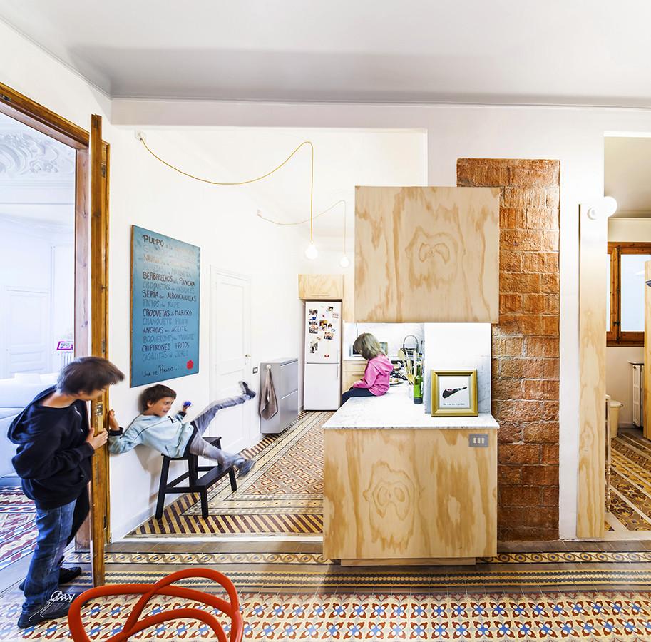 Provença Apartment / NUG, © Andrés Flajszer