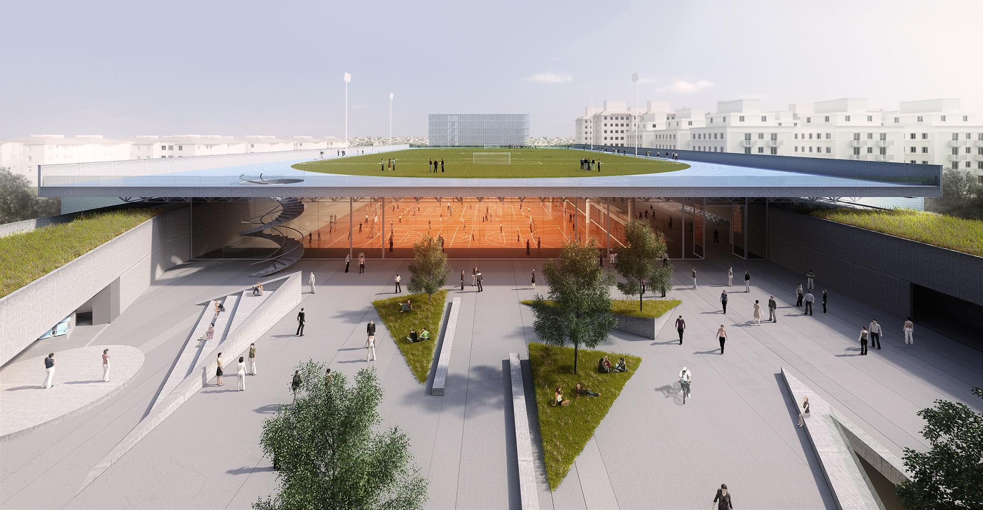 Cortesia de OSPA Arquitetura e Urbanismo