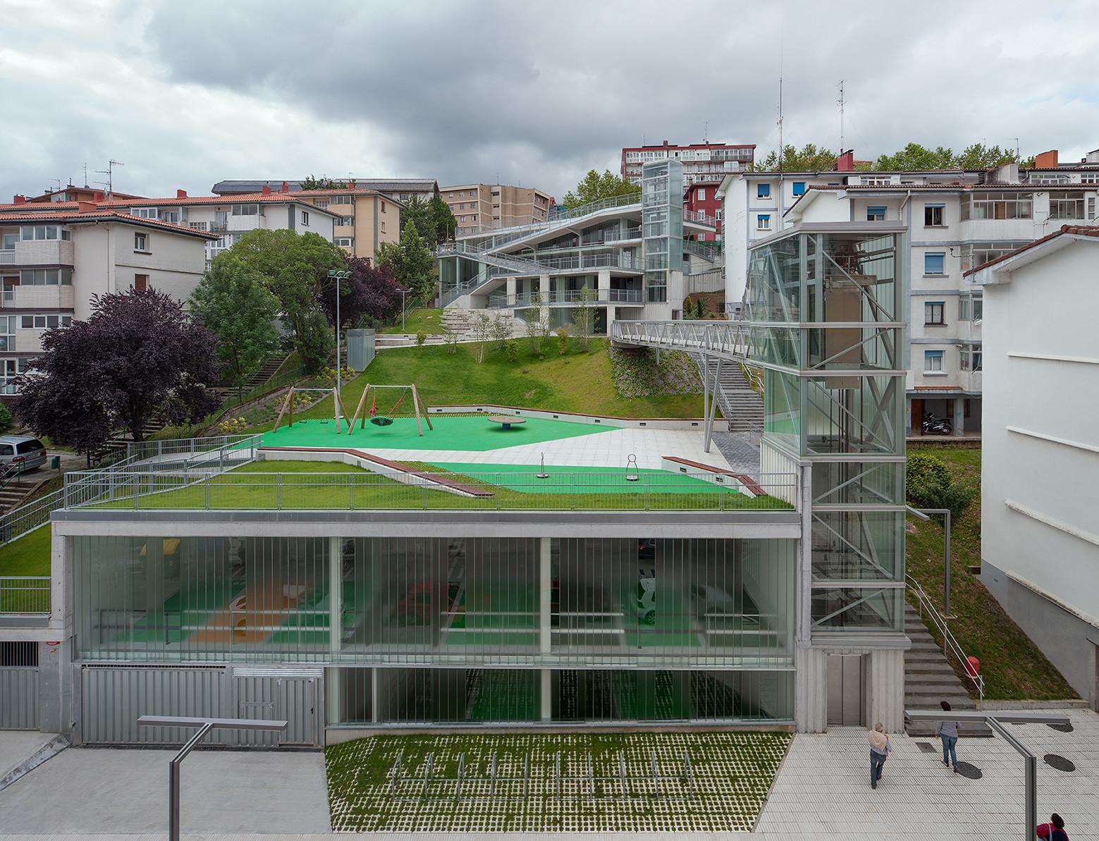 Urban Link / VAUMM, © Aitor Ortiz