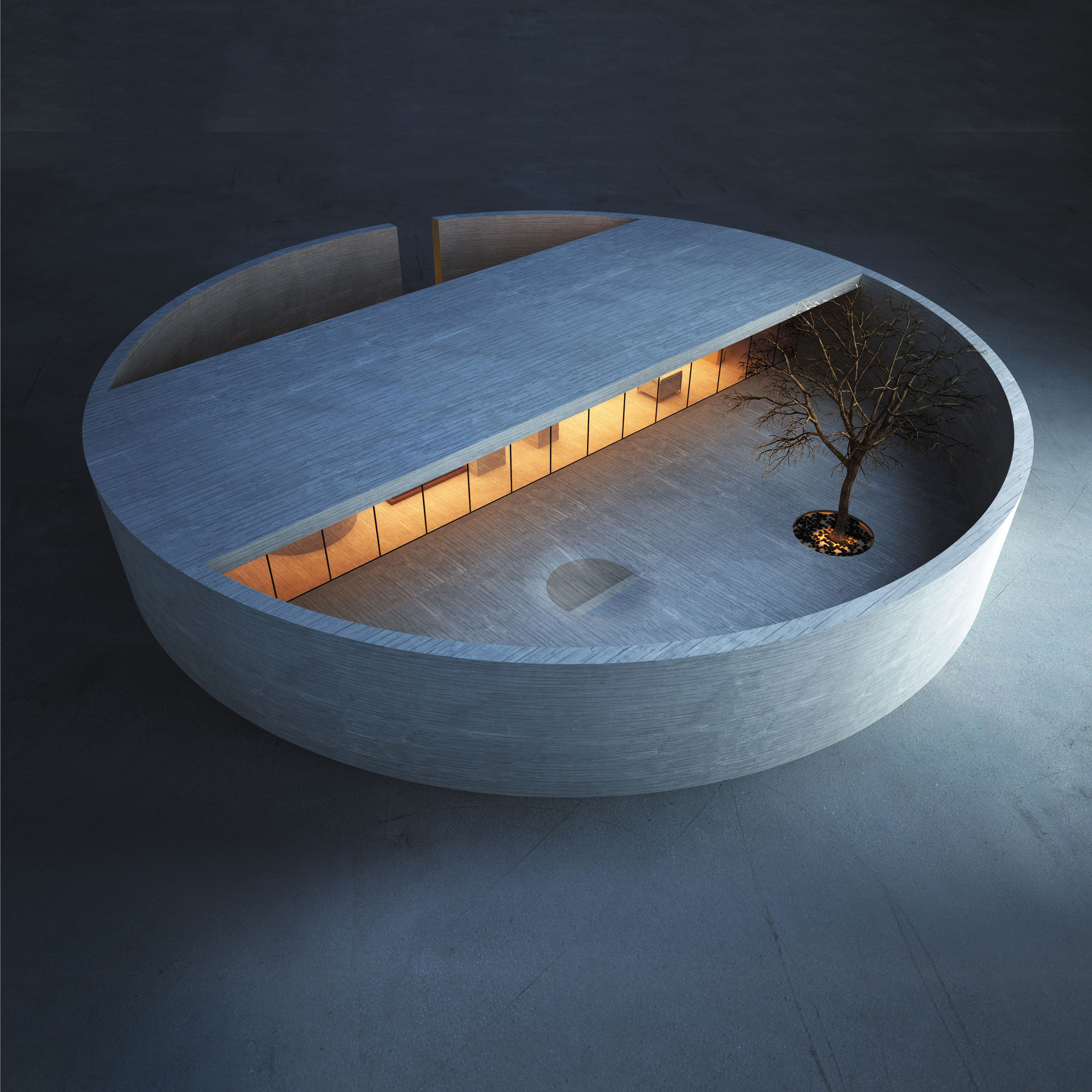 The Ring House Mz Architects
