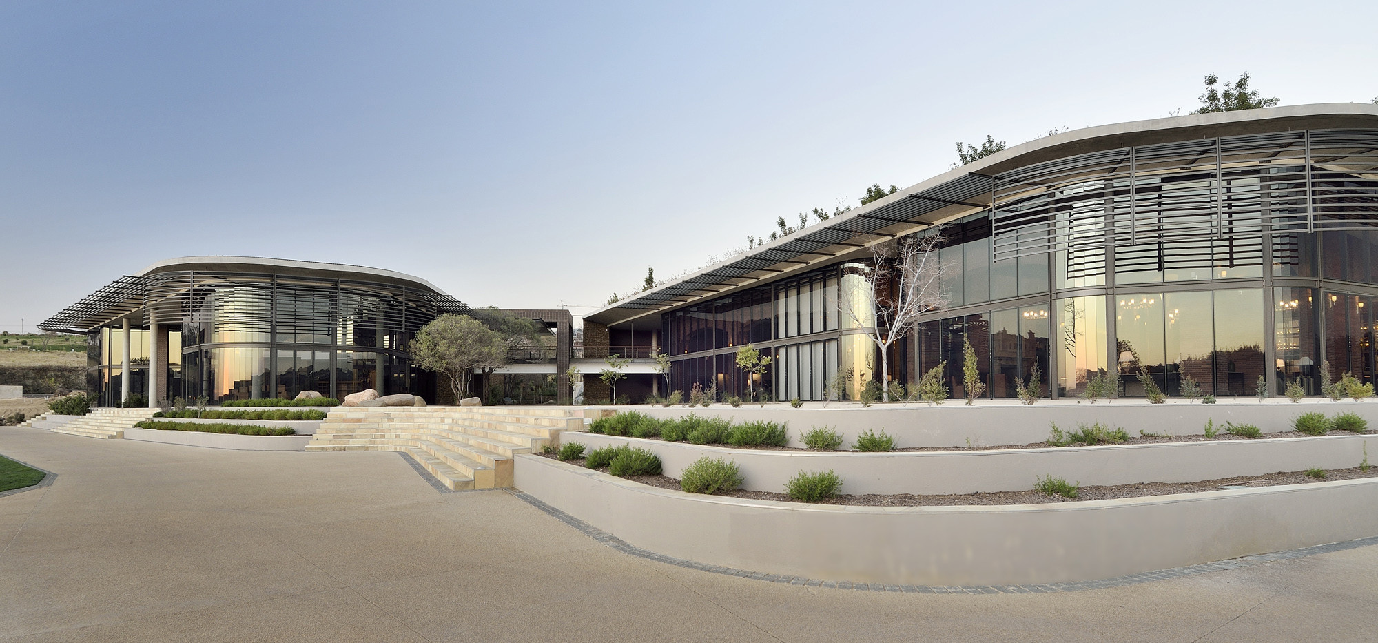 Hospitality Building of the Year: Steyn City Club House; Johannesburg, South Africa / Boogertman + Partners Architects