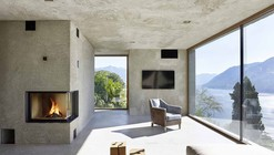 House in Brissago  / Wespi de Meuron Romeo architects