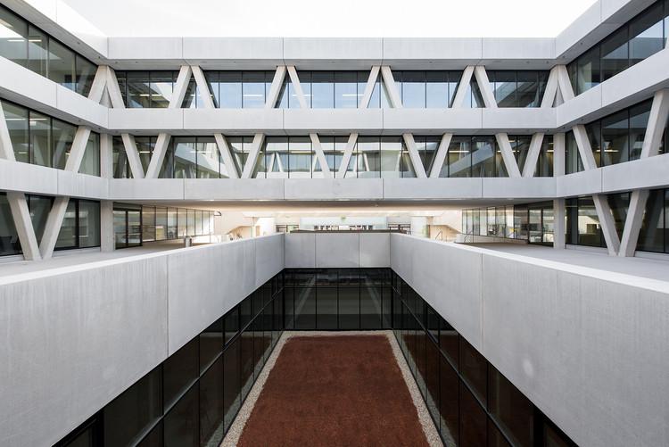 Centro para la Tecnología y el Diseño en St. Pölten / AllesWirdGut Architektur, © AllesWirdGut Architektur/ Guilherme Silva Da Rosa