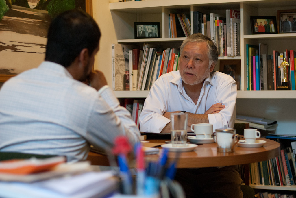 Discusión y crítica en los años ochenta: entrevista al arquitecto Humberto Eliash, Humberto Eliash. Image © Xiana Cid