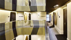 Hotel Vincci Gala Barcelona / TBI Architecture & Engineering