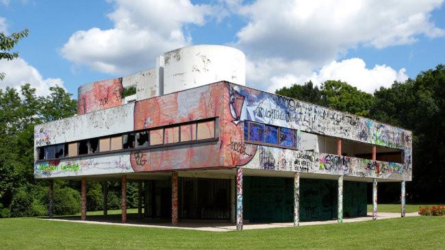 """Cómo """"vandalizar"""" un clásico, expone la hipocresía sobre la Modernidad hoy, © Xavier Delory"""