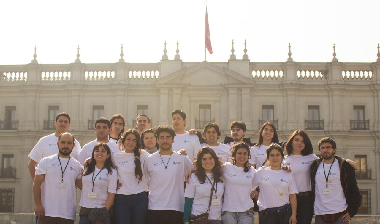 Equipo. Image © Constanza Cabezas, Juan Pablo Rioseco, Sebastián Rojas
