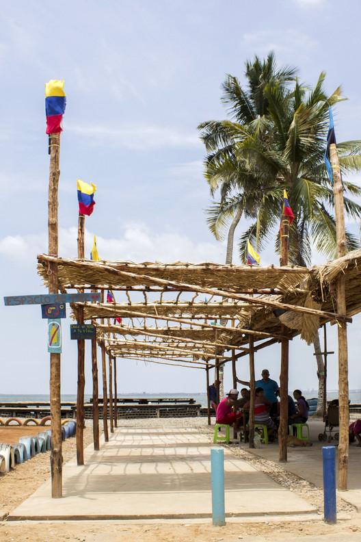 Capitán Chico -- Independientes + Hábitat sin Fronteras. Image Cortesia de PICO Estudio