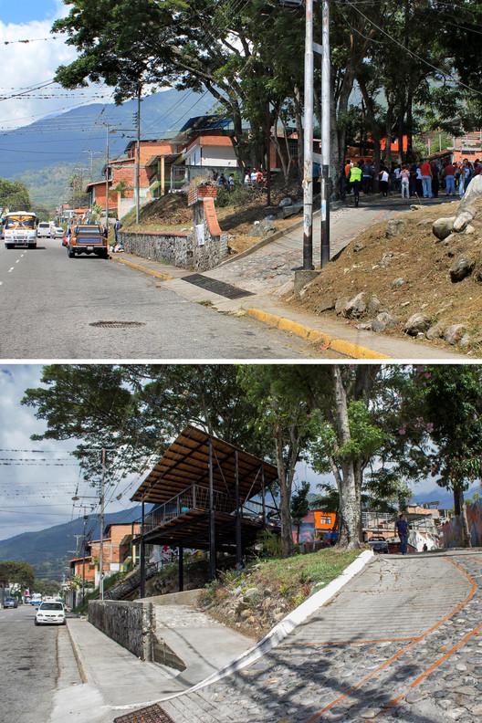 El Chama Abono, Mérida: antes y después. Image Cortesia de PICO Estudio