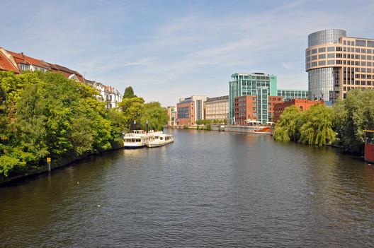 River Spree in Berlin. Image © Flickr CC User caribb