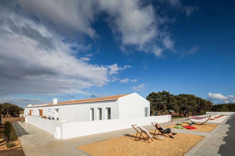 Pe no Monte - Turismo Rural / [i]da arquitectos, © Joao Morgado