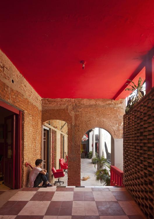 Casa Ilona / Grupo Culata Jovái, © Federico Cairoli