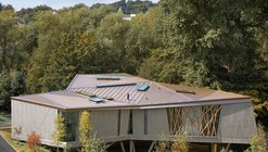 Maggie's Oxford / Wilkinson Eyre Architects