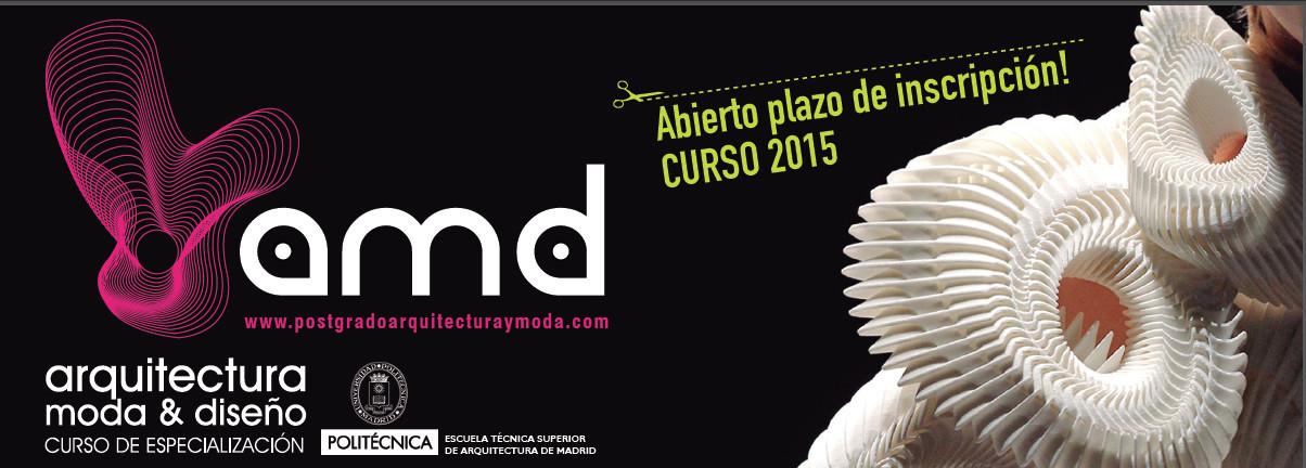 Universidad Politécnica de Madrid lanza primera edición de Curso de Especialización en Arquitectura, Moda y Diseño