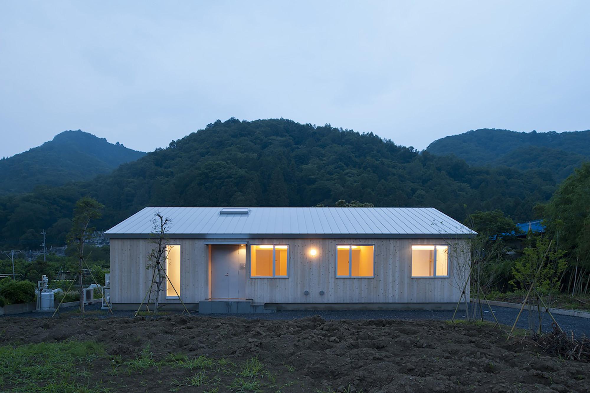 House in Nagatoro / CASE-REAL, © Hiroshi Mizusaki