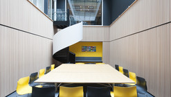 A Contemporary Renovation for a Classic Mayfair Office / Brady Mallalieu Architects