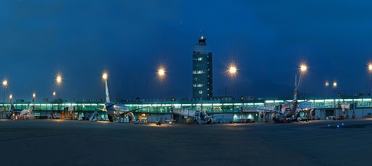 Aeropuerto Internacional Jorge Chávez. Image Courtesy of LAP