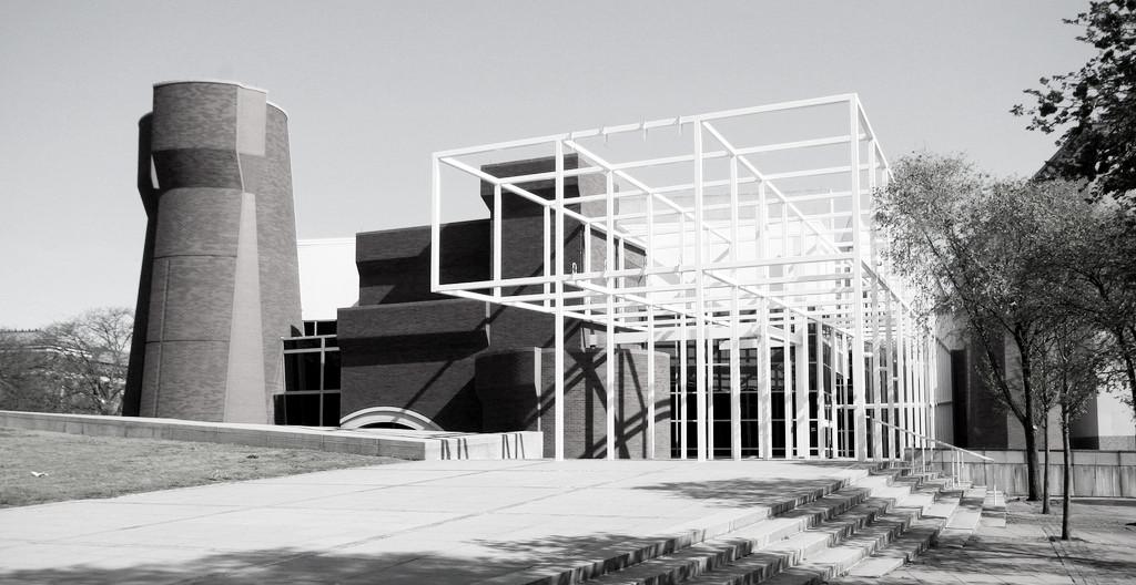 Peter Eisenman | Office | ArchDaily