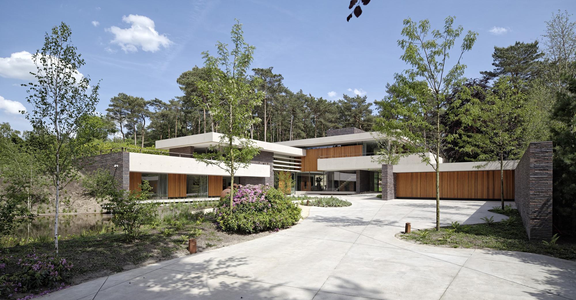 Gallery of dune villa hilberinkbosch architects 14 for Interieur architecten